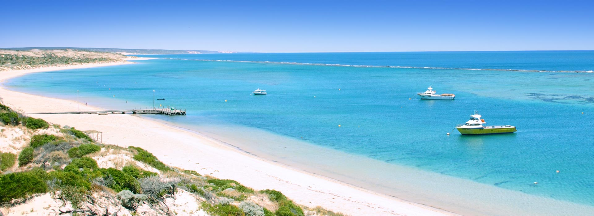 Amazing Beaches at Port Gregory